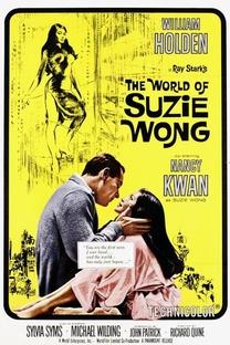 O Mundo de Suzie Wong - Poster / Capa / Cartaz - Oficial 2