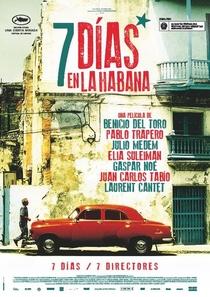 7 Dias em Havana - Poster / Capa / Cartaz - Oficial 1