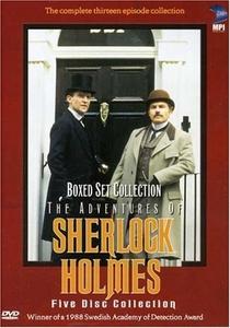 As Aventuras de Sherlock Holmes - Poster / Capa / Cartaz - Oficial 1