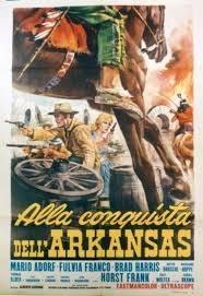 O Vingador de Arkansas - Poster / Capa / Cartaz - Oficial 2