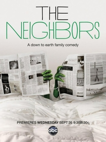 The Neighbors (1ª Temporada) - Poster / Capa / Cartaz - Oficial 1