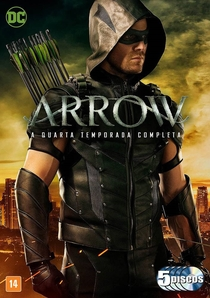 Arrow (4ª Temporada) - Poster / Capa / Cartaz - Oficial 6
