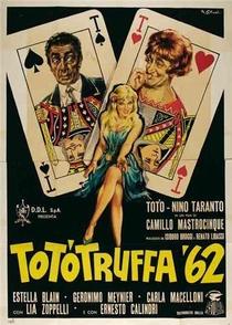 Vigarista 62 - Poster / Capa / Cartaz - Oficial 1