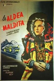 La aldea maldita - Poster / Capa / Cartaz - Oficial 1