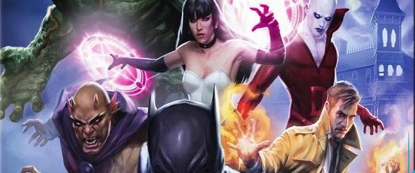[SDCC] Liga da Justiça Sombria: Apokolips War - DC Confirma novo filme animado da equipe!