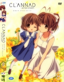 Clannad after story - Poster / Capa / Cartaz - Oficial 1