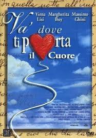 Vá Onde Seu Coração Mandar  - Poster / Capa / Cartaz - Oficial 1