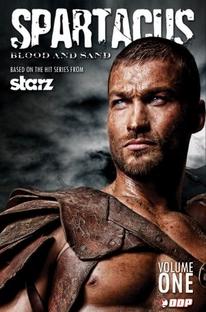 Spartacus: Sangue e Areia (1ª Temporada) - Poster / Capa / Cartaz - Oficial 2