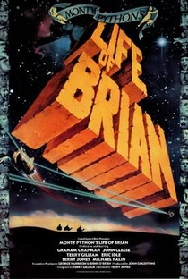 A Vida de Brian - Poster / Capa / Cartaz - Oficial 4