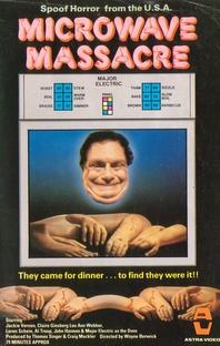 Massacre do Microondas - Poster / Capa / Cartaz - Oficial 1