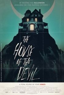 A Casa do Demônio - Poster / Capa / Cartaz - Oficial 2