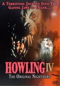 Grito de Horror IV - Um Arrepio na Noite - Poster / Capa / Cartaz - Oficial 4