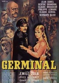 Germinal - Poster / Capa / Cartaz - Oficial 1