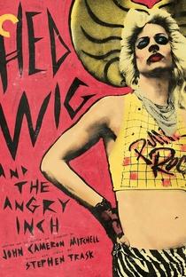 Hedwig: Rock, Amor e Traição - Poster / Capa / Cartaz - Oficial 2