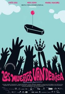 Los muertos van deprisa - Poster / Capa / Cartaz - Oficial 1