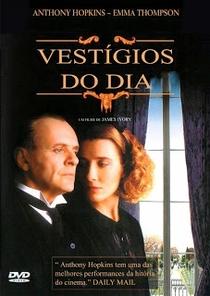 Vestígios do Dia - Poster / Capa / Cartaz - Oficial 3