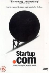 Startup.com - Poster / Capa / Cartaz - Oficial 1