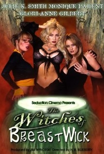 The Witches of Breastwick - Poster / Capa / Cartaz - Oficial 1