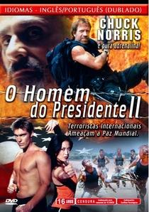 O Homem do Presidente 2 - Poster / Capa / Cartaz - Oficial 1