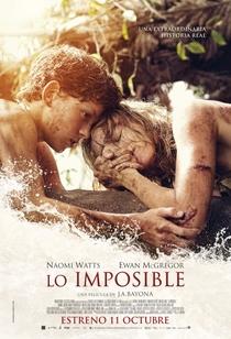 O Impossível - Poster / Capa / Cartaz - Oficial 3