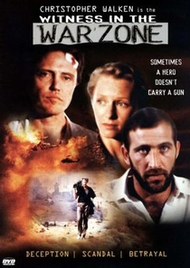 Testemunha de Guerra - Poster / Capa / Cartaz - Oficial 1
