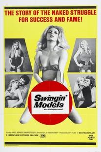 Swingin' Models - Poster / Capa / Cartaz - Oficial 1