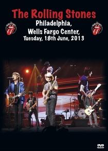 Rolling Stones - Philadelphia 2013 1st Night - Poster / Capa / Cartaz - Oficial 1