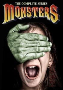 Histórias de Monstros (2ª Temporada) - Poster / Capa / Cartaz - Oficial 1