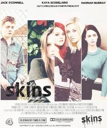 Skins - Juventude à Flor da Pele (7ª Temporada) - Poster / Capa / Cartaz - Oficial 2