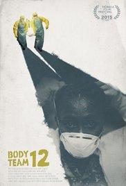 Body Team 12 - Poster / Capa / Cartaz - Oficial 1