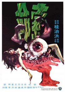Spirit of the Raped - Poster / Capa / Cartaz - Oficial 1
