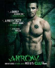 Arrow (2ª Temporada) - Poster / Capa / Cartaz - Oficial 6
