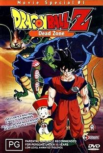 Dragon Ball Z 1: Devolva-me Gohan!! - Poster / Capa / Cartaz - Oficial 5