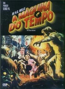 A Máquina do Tempo - Poster / Capa / Cartaz - Oficial 5