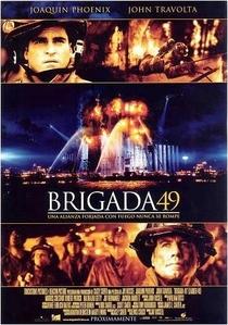 Brigada 49 - Poster / Capa / Cartaz - Oficial 10