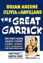 O Grande Garrick - Poster / Capa / Cartaz - Oficial 2