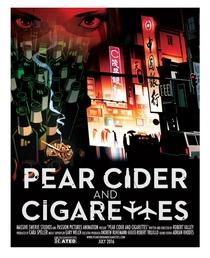 Pear Cider and Cigarettes - Poster / Capa / Cartaz - Oficial 1