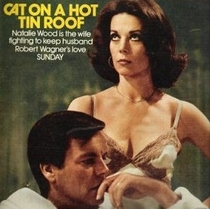 Cat on a Hot Tin Roof - Poster / Capa / Cartaz - Oficial 3