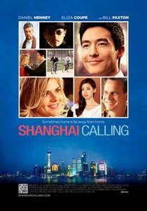 O Chamado de Xangai - Poster / Capa / Cartaz - Oficial 1
