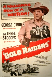 Gold Raiders - Poster / Capa / Cartaz - Oficial 1