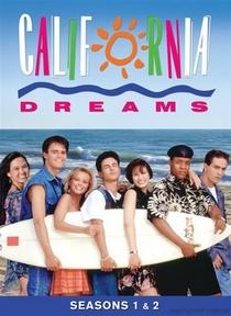 California Dreams (1ª Temporada) - Poster / Capa / Cartaz - Oficial 1