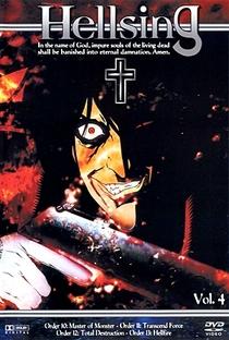 Hellsing - Poster / Capa / Cartaz - Oficial 17