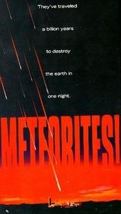 Meteoritos - Poster / Capa / Cartaz - Oficial 1