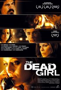 A Garota Morta - Poster / Capa / Cartaz - Oficial 1