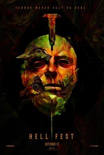 Parque do Inferno - Poster / Capa / Cartaz - Oficial 10