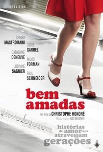 Bem Amadas - Poster / Capa / Cartaz - Oficial 4