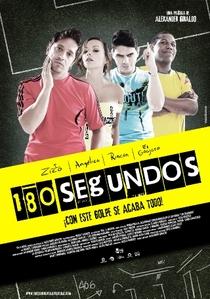 180 segundos - Poster / Capa / Cartaz - Oficial 1