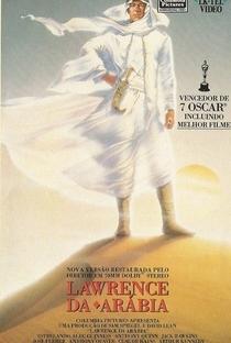Lawrence da Arábia - Poster / Capa / Cartaz - Oficial 5