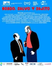 Gordo, Calvo e Baixo - Poster / Capa / Cartaz - Oficial 1