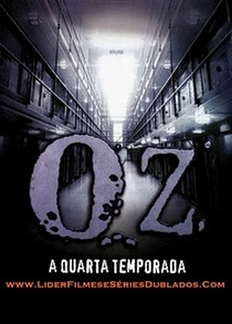 Oz (4ª Temporada) - Poster / Capa / Cartaz - Oficial 2